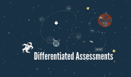 Copy of Differentiated Assessments
