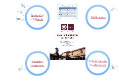 Balanç d'Activitats SCHCT 2014-15