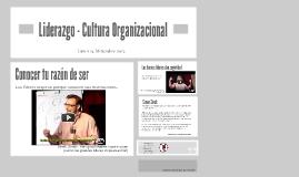 Liderazgo - Cultura Organizacional