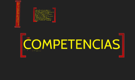 Copy of COMPETENCIAS