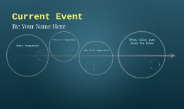 Copia di Current Event