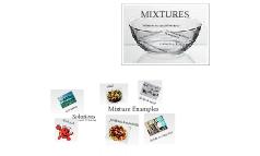 Copy of Mixtures & Solutions