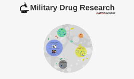 Military Drug Research