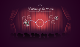 Fashion of the 1920s by ayesha khan on Prezi