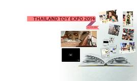 THAILAND TOY EXPO 2014