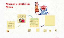 Normas y Limites en Niños.