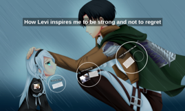 How Levi Inspires Me to be Strong