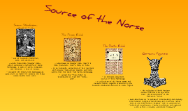 Source of the Norse