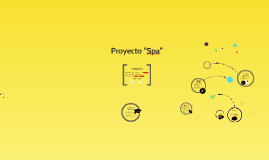 Proyecto ''Spa''