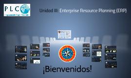 Integración en la gestión de la información ERP