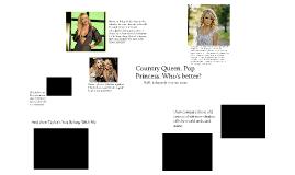 Taylor Swift vs Britney Spears