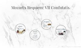 Mozart's Requiem: VII Confutatis