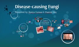 Disease-causing Fungi