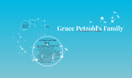 Grace Petzold's Family