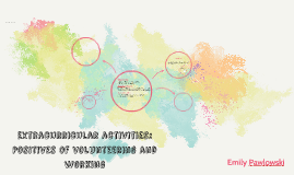 Extracurricular activities: Positives of volunteering and wo