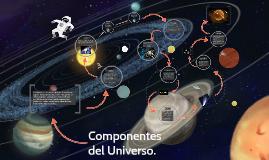 Componentes del Universo.