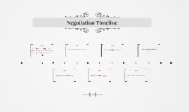 Negotiation Timeline