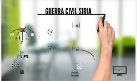 Copy of GUERRA CIVIL SIRIA
