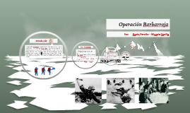 Copy of Operación Barbarroja