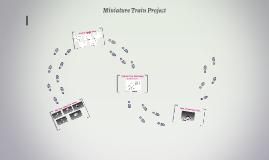 Miniature Train Project