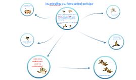 Los animalitos y su forma de (no) participar