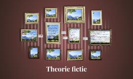 Theorie fictie