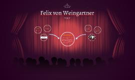 Felix von Weingartner