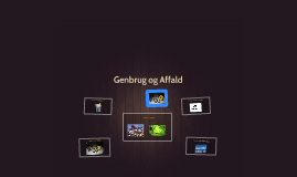 Copy of Genbrug og Affald