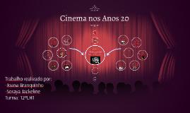 Cinema nos Anos 20