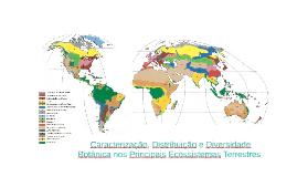 Caracterização, Distribuição e Diversidade Botânica nos Pri
