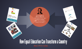 Education and its Role on Global Economy