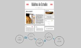 Copy of Hábitos de Estudio