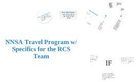 FTMS Travel Program
