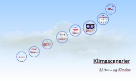 Klimascenarier