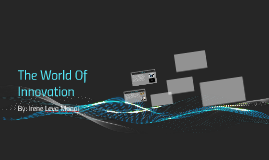 The World Of Ennovation