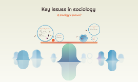 Key issues in sociology