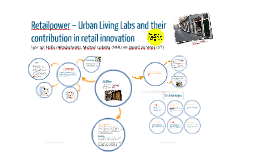 Retailpower – Urban Living Labs and their contribution in re
