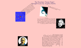 The Atomic Theory Project