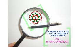 4. GENERALIDADES DE LA CONTABILIDAD CONSOLIDADA