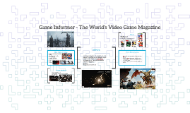GameInformer - The World's Video Game Magazine