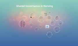 Copy of Shared Governance in Nursing