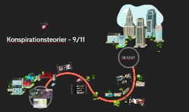 Konspirationsteorier - 9/11