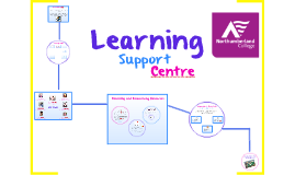 Learning Support Centre 2018/2019 User Guide