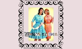 Women in the 1960s