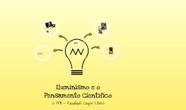 Iluminismo e o pensamento científico
