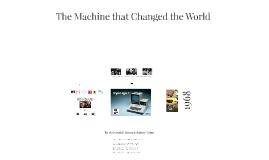 Datoru, interneta un tīmekļa izveidošanas un attīstības vēst