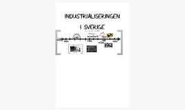 Industrialisering och demokratisering i Sverige