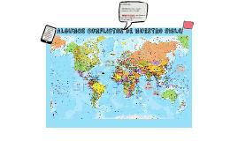 Mapa de conflictos SXXI