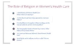 Religion, Women's Health, and Politics