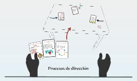 Procesos de dirección